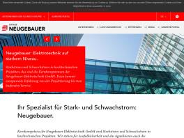 Neugebauer Elekrotechnik GmbH Essen, Ruhr