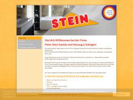 Peter Stein Sanitär Heizungsinstallateur Solingen