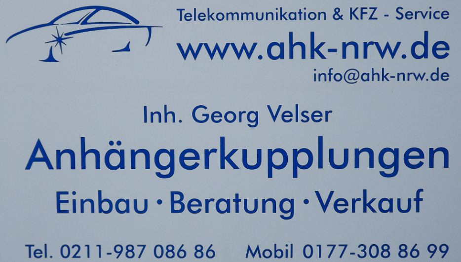 Bild zu Georg Velser KFZ- Elektrik u. Kommunikation in Düsseldorf