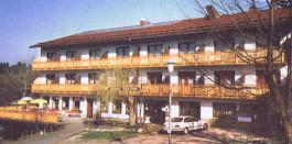 Bernhardshöhe Hotel Garni Sankt Englmar