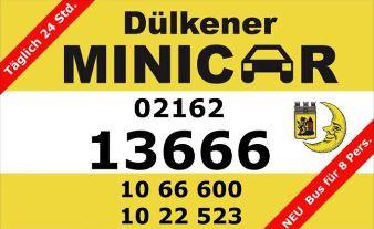 Bild zu Minicar Dülken in Viersen