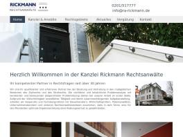 Rickmann Rechtsanwälte Essen, Ruhr