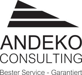 Firmenlogo: AnDeKo Consulting UG (Haftungsbeschränkt) i.G.