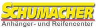 Logo Anhänger & Reifencenter Schumacher in Tönisvorst