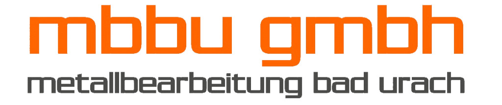 Bild zu MBBU Metallbearbeitung Bad Urach GmbH in Bad Urach