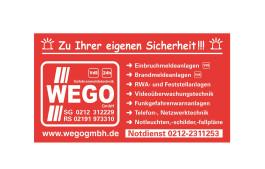 Gefahrenmeldetechnik WEGO GmbH Solingen