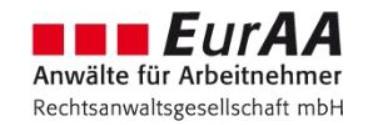 Bild zu EurAA Anwälte für Arbeitnehmer GmbH in Leipzig