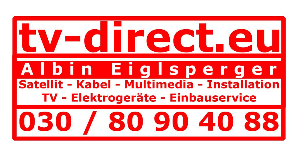 Bild zu tv-direct Albin Eiglsperger Multimedia Installation in Berlin