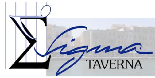 Logo von Sigma Taverna Inh. Evangelos Papadakis