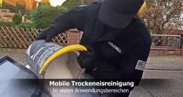 COLD BULL Enterprises - Mobile Trockeneisreinigung Stutensee