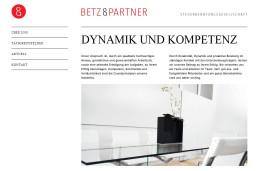 Steuerkanzlei Betz Stuttgart