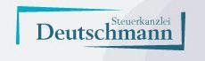 Firmenlogo: Steuerberaterin Stefanie Deutschmann