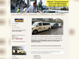 DGS Düssel-Großraumtaxi Service GmbH Düsseldorf