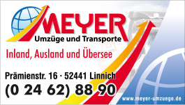 Meyer - International e.K. Umzüge und Transporte Linnich