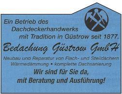 Bild zu Bedachung Güstrow GmbH in Güstrow