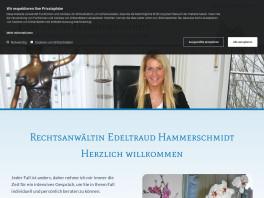 Edeltraud Hammerschmidt Rechtsanwältin Fachanwältin für Familienrecht Bottrop