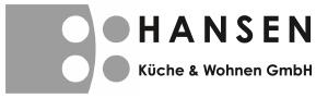 Firmenlogo: Hansen - Küche & Wohnen GmbH
