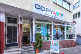 Copy Arté - Copy Shop Frankfurt am Main