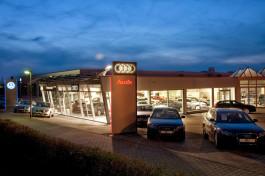 Autohaus Graupner GmbH, VW, Audi, Seat, VW-Nutzfahrzeuge Brandis bei Wurzen