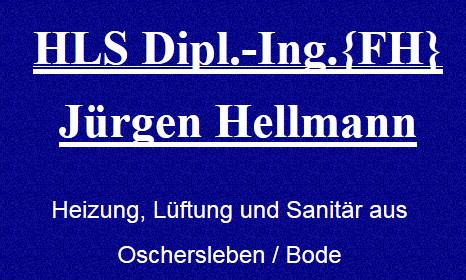Bild zu Sanitär und Heizungsbau Jürgen Hellmann in Oschersleben Bode