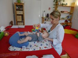 Osteopathie für Säuglinge und Kinder
