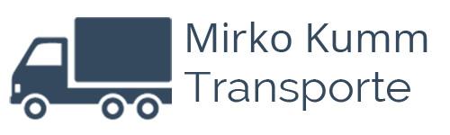 Logo von Mirko Kumm Transporte