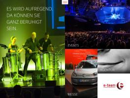 e-team Veranstaltungsorganisation GmbH Kiel
