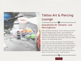 Tattoo- und Piercingstudio Backyard-Union    Ralph Ostermeier Schwabach