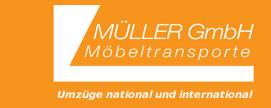 Bild zu Möbelspedition Müller GmbH in Mülheim an der Ruhr