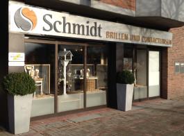 Schmidt Brillen und Contactlinsen Hamburg Großhansdorf