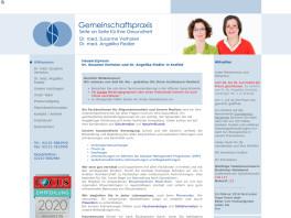 Gemeinschaftspraxis Dr. med. Susanne Verholen & Dr. med. Angelika Fiedler Krefeld