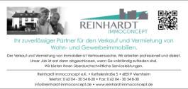 Reinhardt Immoconcept e.K. Viernheim