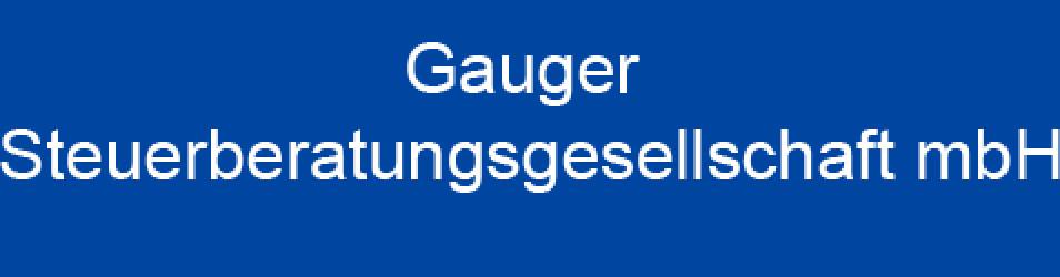 Bild zu Gauger Steuerberatungsgesellschaft mbH in Hamburg