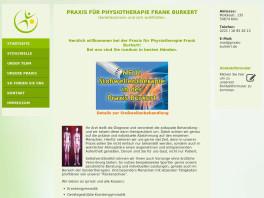 Frank Burkert Praxis für Physiotherapie Köln