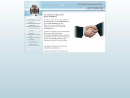 Bernd Meinig Versicherungsmakler Berlin