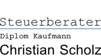 Bild zu Dipl.-Kfm. Christian Scholz Steuerberater in Hessisch Oldendorf