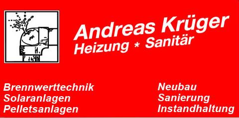 Andreas Krüger Heizung-Sanitär Meisterbetrieb Remscheid