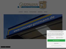 Transport - & Umzugsspedition Gotzmann Großpösna
