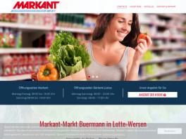 Markant-Markt Wilfried Buermann Lotte