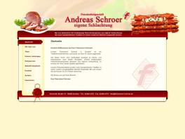 Fleischerei Andreas Schroer Dorsten