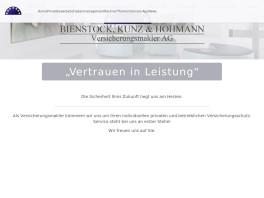 Bienstock Kunz & Hohmann Versicherungsmakler AG Frankfurt am Main