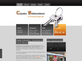 Clayallee Schlüsseldienst GmbH Berlin