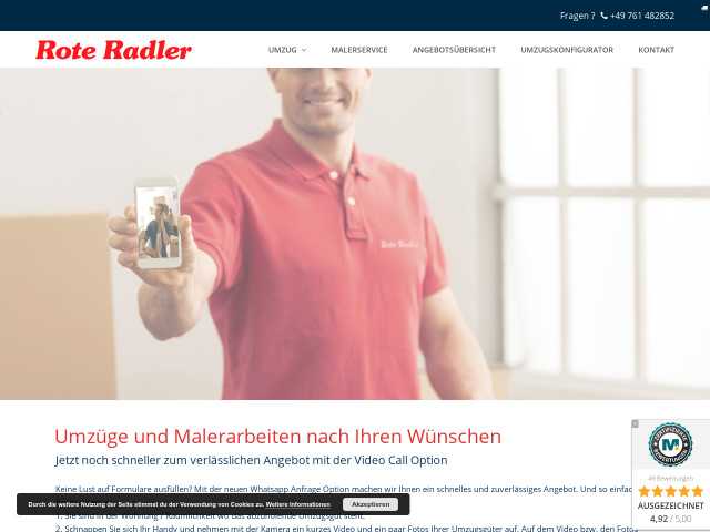 http://www.rote-radler.de