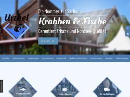 Alfred Urthel Krabben & Fischdelikatessen Friedrichskoog, Dithmarschen