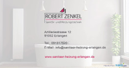 Robert Zenkel Sanitär-und Heizungstechnik GmbH & Co. KG Erlangen