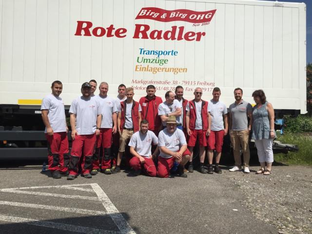 Rote Radler OHG