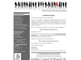 Kanzlei Elke Kröll Mainz am Rhein