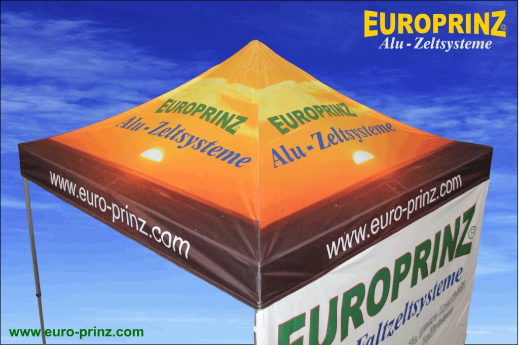 Bild zu EUROPRINZ GmbH, Faltzeltsysteme in Köln