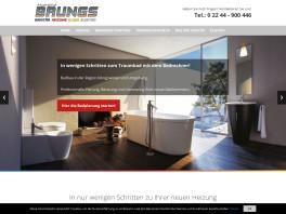 Ulrich Brungs Heizung, Sanitär & Klimainstallation/ Haustechnik Königswinter