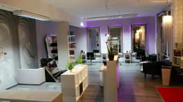 Friseur Permanent-Make-Up